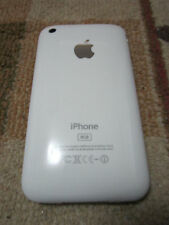IPhone 3G - 8GB -White/Black-Factory Unlocked-Work W/ATT-TMobile Or Any Carrier