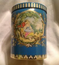 Elizabeth Shaw Ltd. Decorative Tin Louis XVI Style England