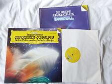 """12"""" LP - Jacques Offenbach - Ouvertüren - Herbert von Karajan - DGG 2532006"""