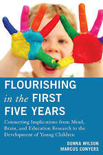 Flourishing in the First Five Years, Donna Wilson