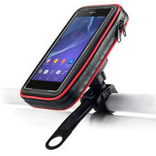 Water-Resistant Case with Bike / Golf Cart Strap Mount for Sony Xperia Z2