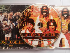 the beatles artifacts II alone together-rare italian 1994 silver cd picture disc