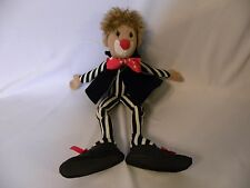 Folkmanis Kid Gloves Hand Clown Marionette Puppet Theater