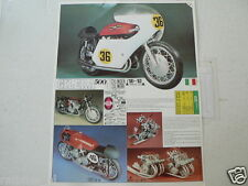 PROTAR GILERA 500 4 CYLINDER AND MONDIAL 250 (125) PROVINI MOTORCYCLE