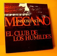 Cardsleeve single CD MECANO El Club De LOs Humildes 2TR 1998 latin synth pop