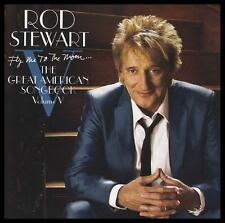 ROD STEWART - FLY ME TO THE MOON : THE GREAT AMERICAN SONGBOOK Vol.V CD 5 *NEW*