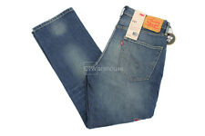 Levis 541 Blue Canyon 34X32 - 181810015 Athletic Fit Jeans Stretch Dark