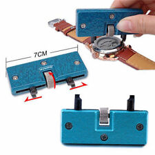 Stunning Rectangle Hot Watch Back Case Cover Opener Remover Wrench Repair Tool