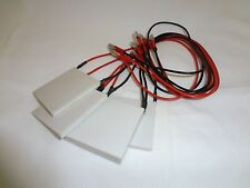 TES1-24104 TEC Thermoelectric Cooler Cooling Peltier 100W 40mm Plate Module USA