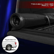 LOCK & ROLL SOFT TONNEAU COVER 2015-2017 F150 REGULAR/SUPER/SUPERCREW 6.5 FT BED