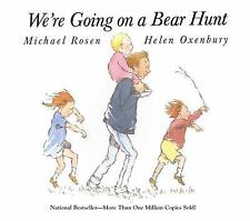 We're Going on a Bear Hunt (Brand New Paperback) Michael Rosen