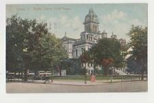 Sidney,Ohio,Shelby County Court House,Used,Sidney,1909