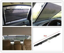 2 x Car Window Sun Shade Roller Blind Screen Protector Sun Visor Baby Sun Blind