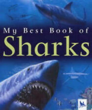 My Best Book of Sharks, Llewellyn, Claire, New Book