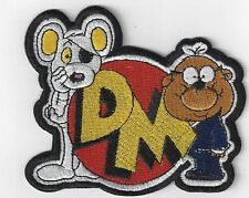 DANGER MOUSE + PENFOLD IRON ON PATCH  BUY 2 GET 1 FREE = 3 of these