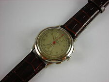 Vintage New-Ardath Swiss Chronograph wristwatch. Non-magnetic. Runs great