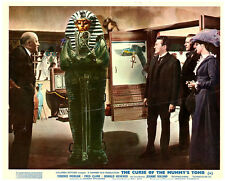 CURSE OF THE MUMMY'S TOMB ORIGINAL LOBBY CARD HAMMER TERENCE MORGAN EGYPTIAN