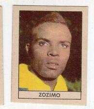 figurina - STELLA 1962 CILE MONDIALI  - BRASILE ZOZIMO