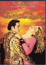 Wild At Heart  1990  MGM 2004 Nicolas Cage Special Edition DVD NEW SEALED