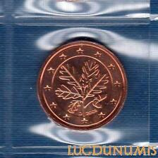 Allemagne 2009 2 centimes D Munich FDC provenant coffret 60000 exemplaires