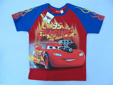 24% OFF! LICENSED DISNEY CARS MC QUEEN BOY'S TEE SIZE 12 /11-12 YRS BNWT PHP 289