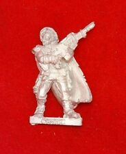 Warhammer 40k Imperial Guard Tanith Gaunts Ghosts Colonel Colm Corbec RARE OOP