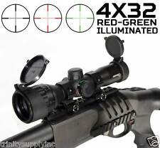 Trinity 4X32 Scope with mount for remington 870 12 gauge