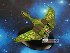 Eaglemoss STAR TREK Klingon Bird of Prey Druckguss Metall Modell Raumschiff A613