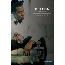 Deleon Tequila P Diddy Poster. 24 By 36