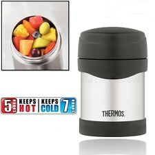 Compact Food Water Container Jar Stainless Steel Hot Cold Thermos Insulated 10oz