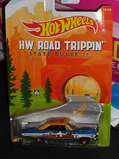 2013 HOT WHEELS ROAD TRIPPIN STATE ROUTE 12 '66 FORD 427 FAIRLANE