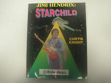 Jimi Hendrix : Starchild by Curtis Knight (1993, Paperback)