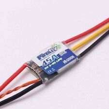 45A 3-8s Brushless Speed Controller ESC RC Quadcopter NO BEC 5V/5A (2-6S)