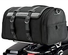 Nelson Rigg Motorcycle Deluxe Barrel Rear Bag Pack CTB-1020