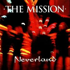 The Mission - Neverland (CD 1995) New