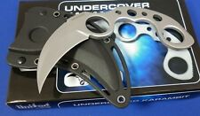 United Cutlery Stainless Undercover Karambit Knife New UC1466