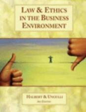 Law and Ethics in the Business Environment-ExLibrary