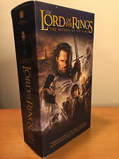 The Lord of the Rings: The Return of the King (VHS, 2004, 2-Tape Set), Tolkien