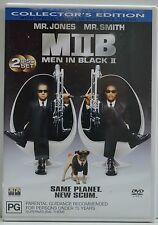 Men In Black II, Collector's Edition on DVD
