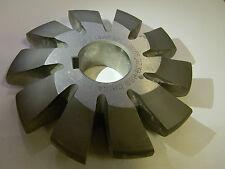 #5-860-005 Involute Gear Cutter 2 Pitch 14-1/2° No.1 Cutter