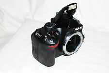 Beautiful Condition Nikon D3200 24MP Digital SLR (Body Only) + Warranty