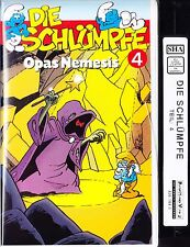 VHS Die Schlümpfe 4 - Opas Nemesis - FSK 0 - Pocket Money Video