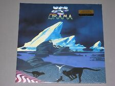 YES Drama 180g LP cut from orig analog master tapes gatefold New Sealed Vinyl