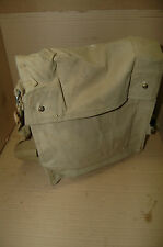 Original British WWII  Mint MKVII Gas Mask Bag Indiana Jones