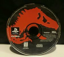 Lost World: Jurassic Park - Playstation 1 (Disc only) PSX PS1
