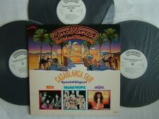 PROMO ONLY / KISS CASABLANCA SPECIAL DIGEST / 3LP