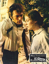 Betrogen Aushangfoto Clint Eastwood The Beguiled Geraldine Page Lobby Card