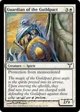 GUARDIAN OF THE GUILDPACT Dissension MTG White Creature — Spirit Com