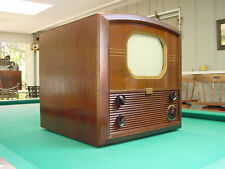 "Classic 1940's RCA 721TS 10"" Channel 1 Table Top TV"