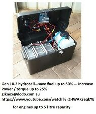 Hydrogen HHO generator plans . MAKE A HYDROGEN GENERATOR  for your vehicle...--